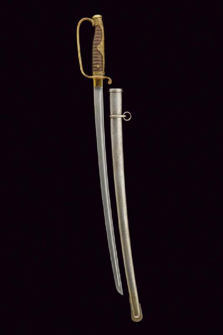 An officer's sword - 5