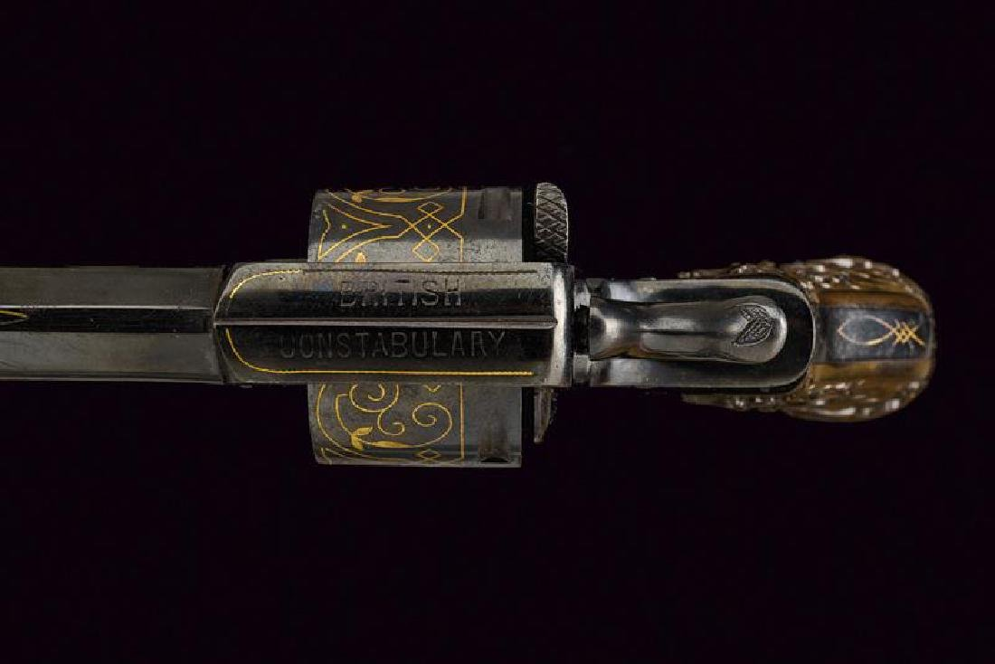 A centerfire British Constabulary revolver - 2