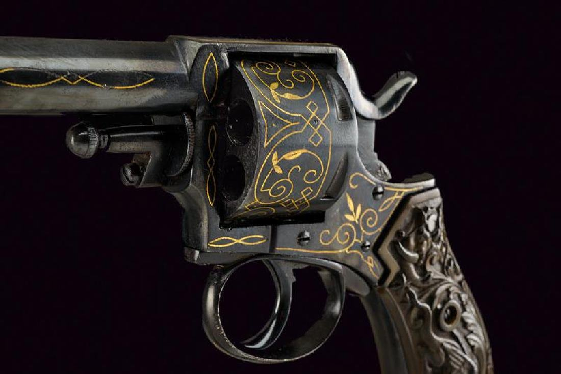 A centerfire British Constabulary revolver - 3
