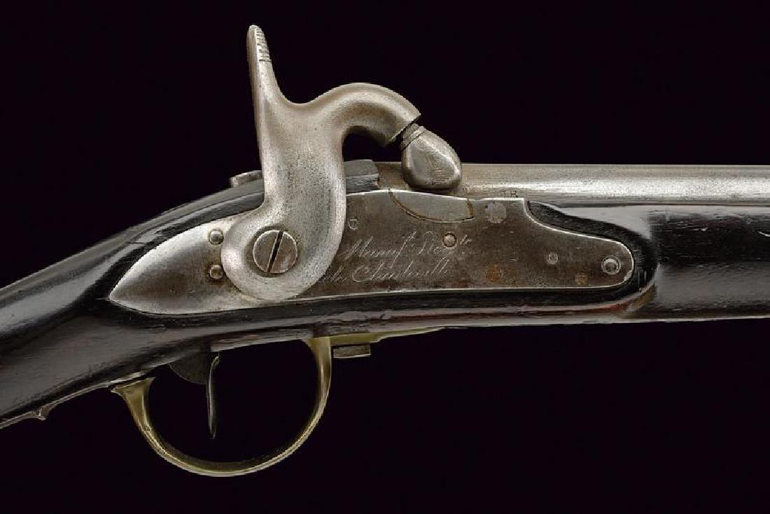 A 1816 model percussion gun - 2