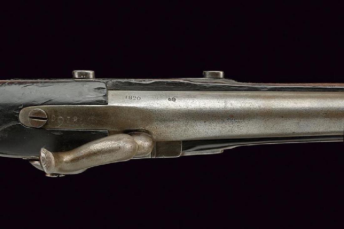 A 1816 model percussion gun - 3