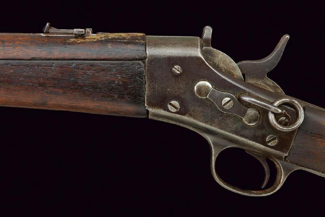A cavalry Remington falling block rifle - 2