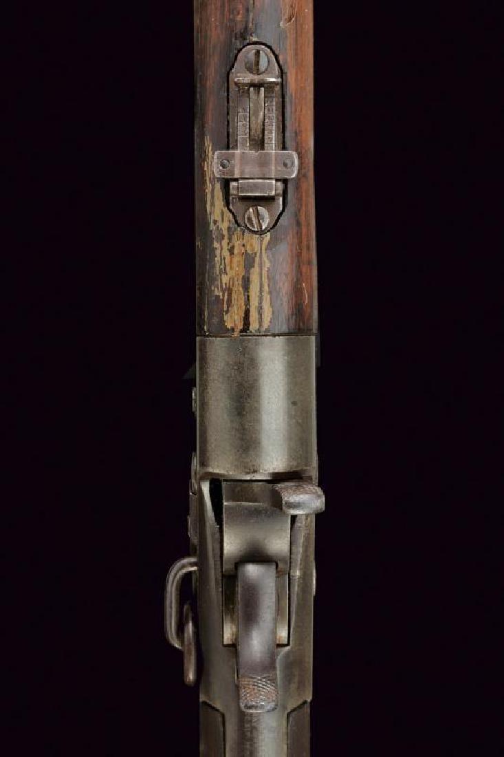 A cavalry Remington falling block rifle - 3