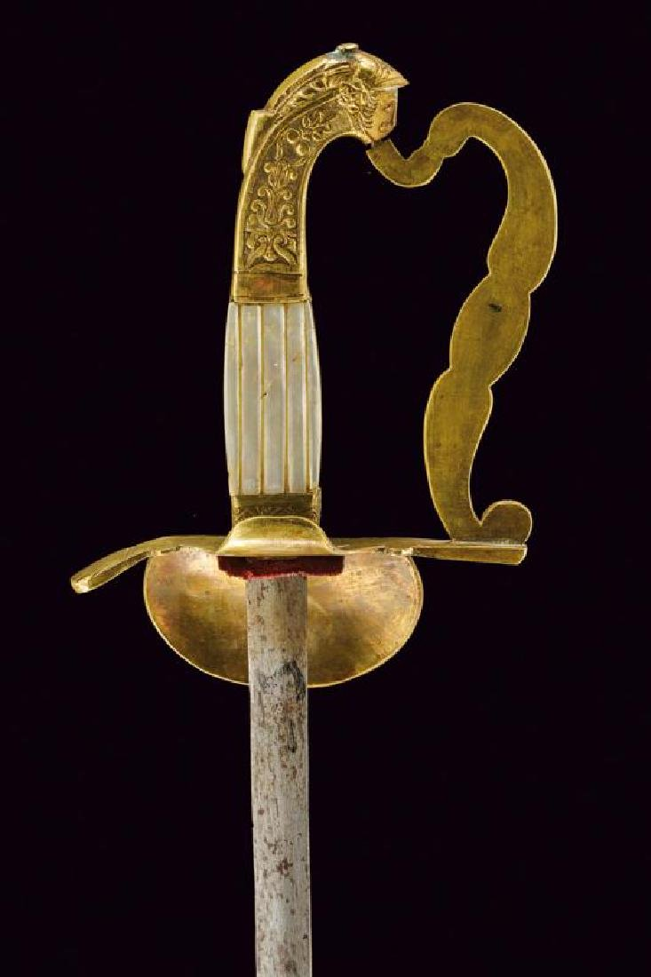 A small sword - 3