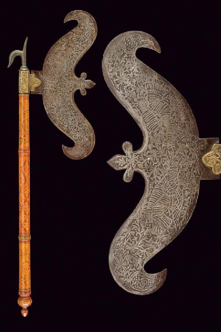 An axe head with ankus