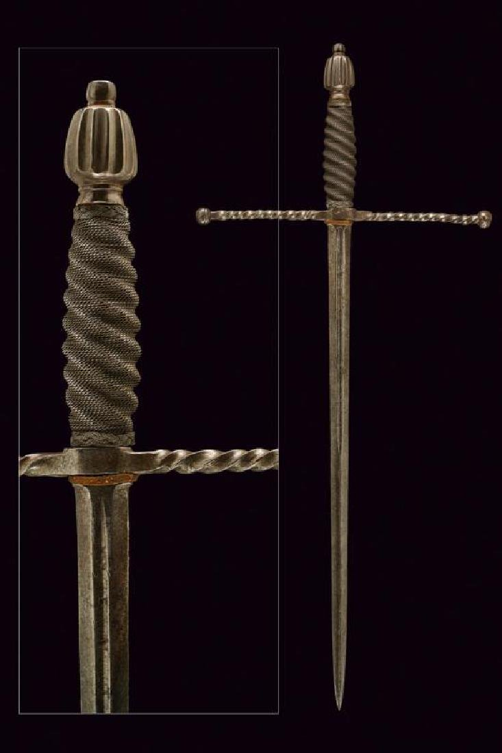 A dagger in the 16th Century style