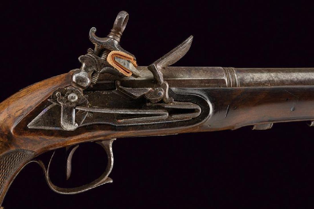 A miquelet flintlock pistol - 2