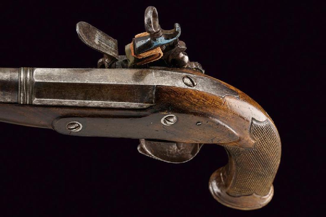 A miquelet flintlock pistol - 3