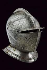 An important ventail horse helmet