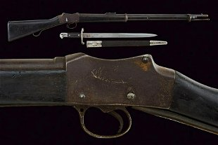 92: A Martini Tanner rifle - Mar 21, 2010   Czerny's