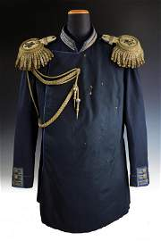 A General officer's uniform of the 3rd Finnish