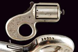 A 'My Friend' Knuckle Duster Revolver by James Reid