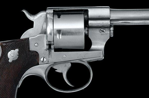 1274: A 1870 Model Lefaucheux revolver - 3