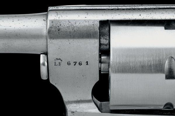 1274: A 1870 Model Lefaucheux revolver - 5