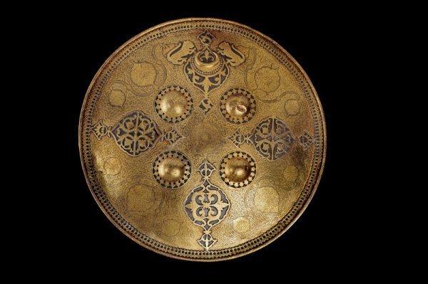 3: A exceptional circular shield