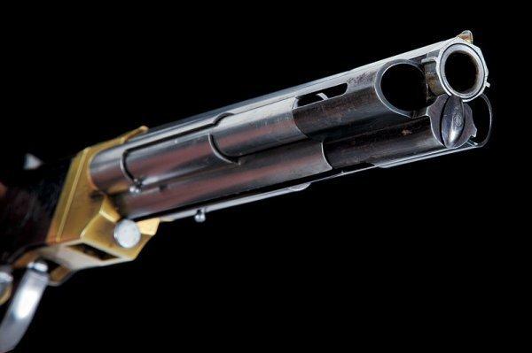 136: A Venditti prototype pistol - 4