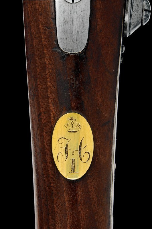 351: Russian carabine mod.1843 for Finnish snipers - 4