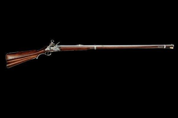 "431: the ""Three Emperors of Brazil"" luxury gun"