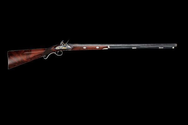432: An elegant gun from the property of John VI