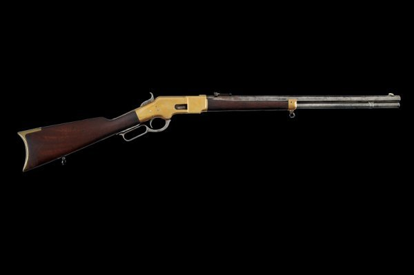 12: A Winchester Second Model 1866 Rifle