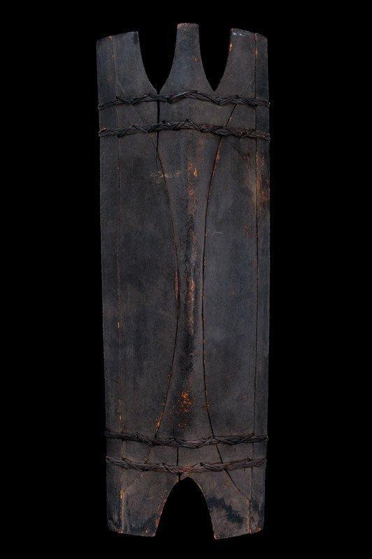 20: A Igorot shield