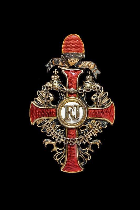 800: Order of Franz Joseph