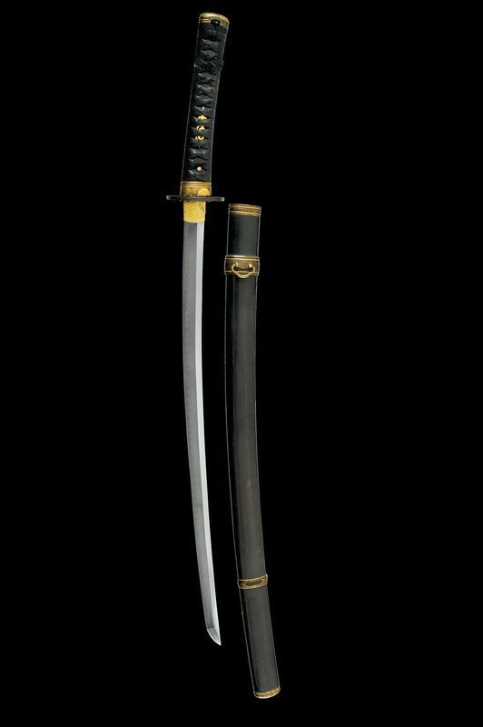 1349: A katana