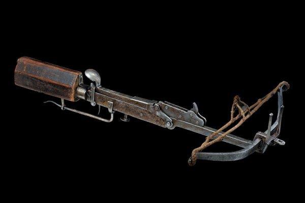 1353: A prodd (or stone bow)