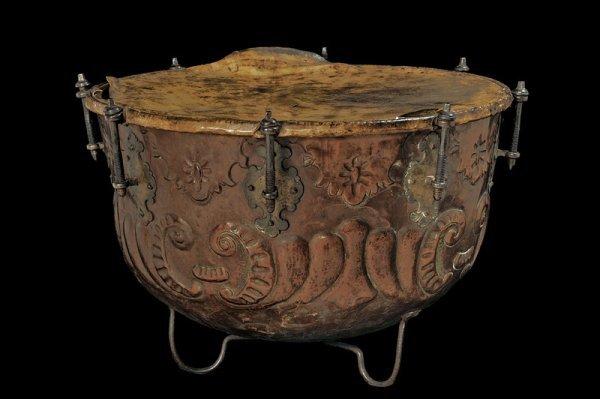 1359: A German or Polish drum