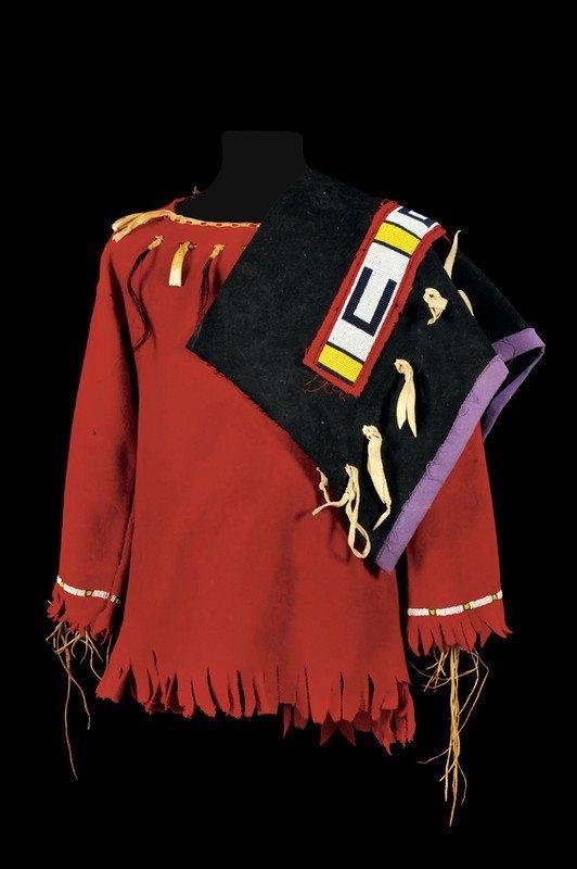 1360: An Indian American dress
