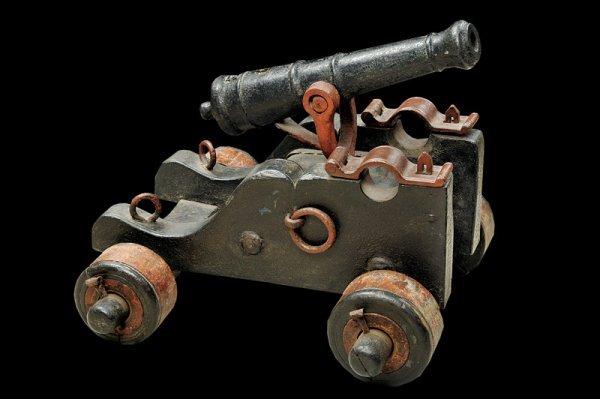 24: A small cannon