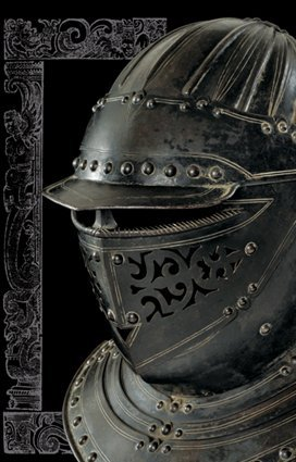 494: A helmet of the guard of King Louis XIII of France