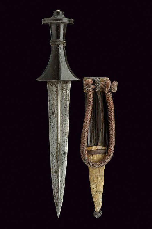 An arm dagger