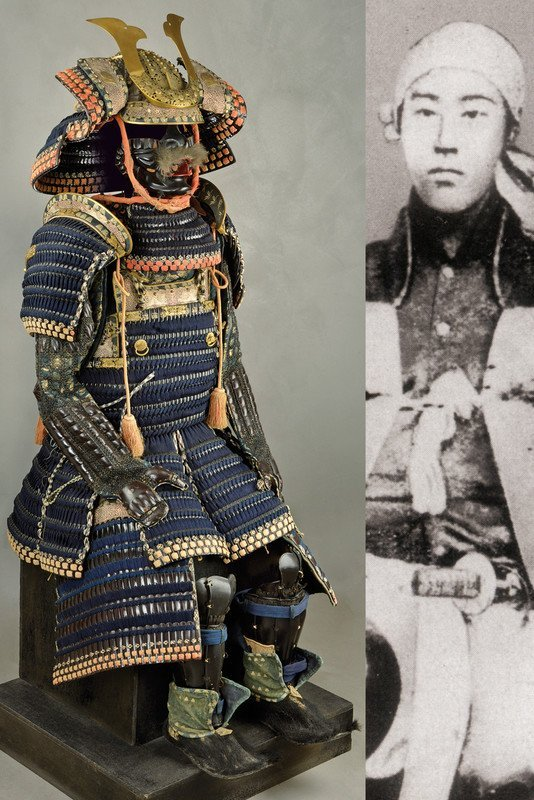 An exceptional Do-Maru type armour with early kabuto