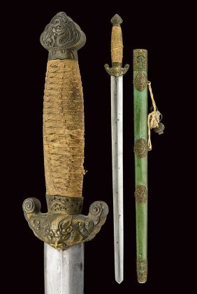 A Fine Jian (sword)