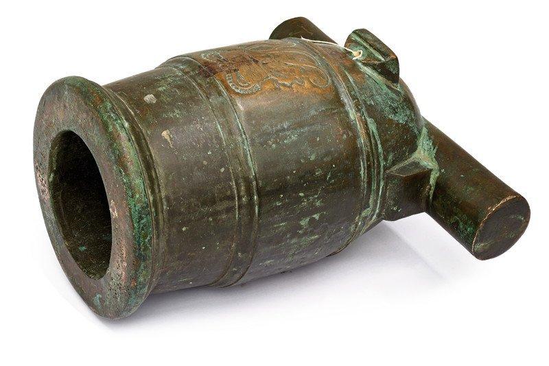 A Coehorn-mortar