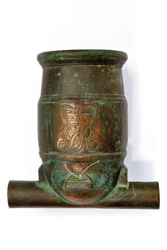 A Coehorn-mortar - 3