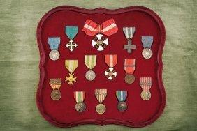 A Big Medal Case