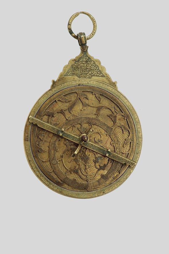599: Rarissimo strumento astrologico per prevedere il f