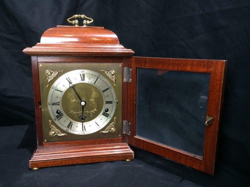 "Tiffany & Co mantel clock, ""Elliot London"". - 2"