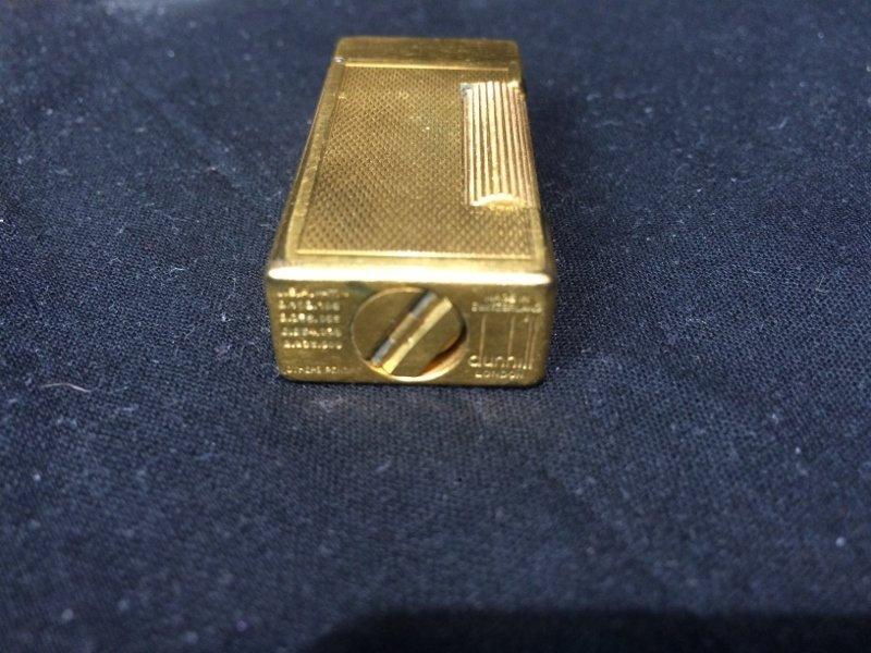 Box lot-3 Lighters, incl Dunhill & Cartier - 9