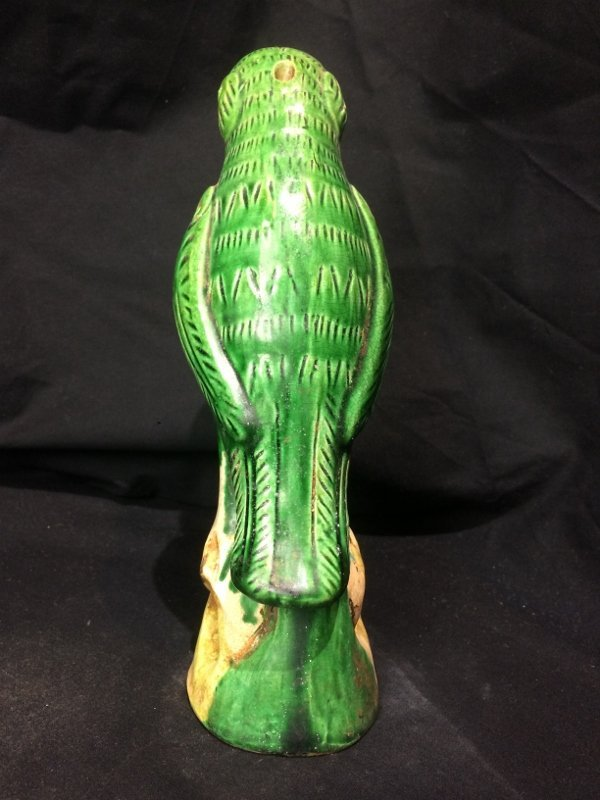 Chinese pottery bird - 3