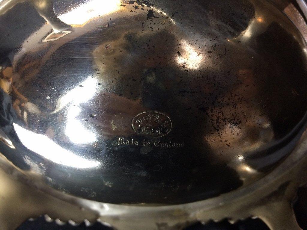 Victorian silverplate food warmer - 9