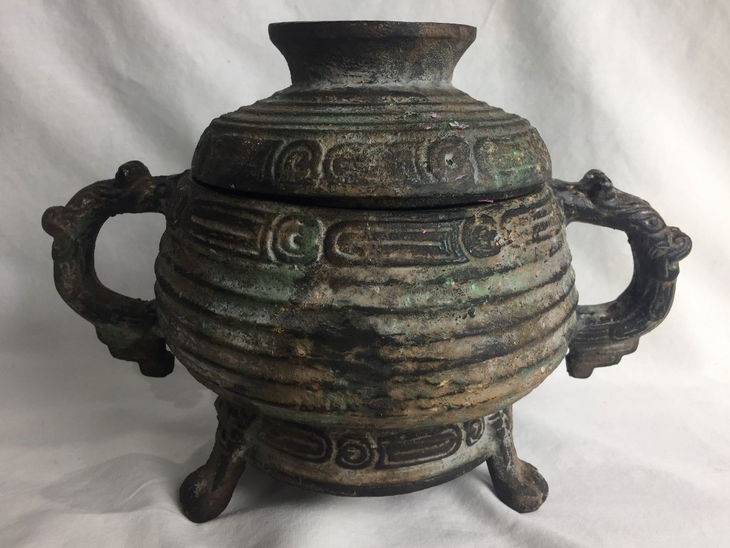 Miscellaneous 20th cent Asian items - 2