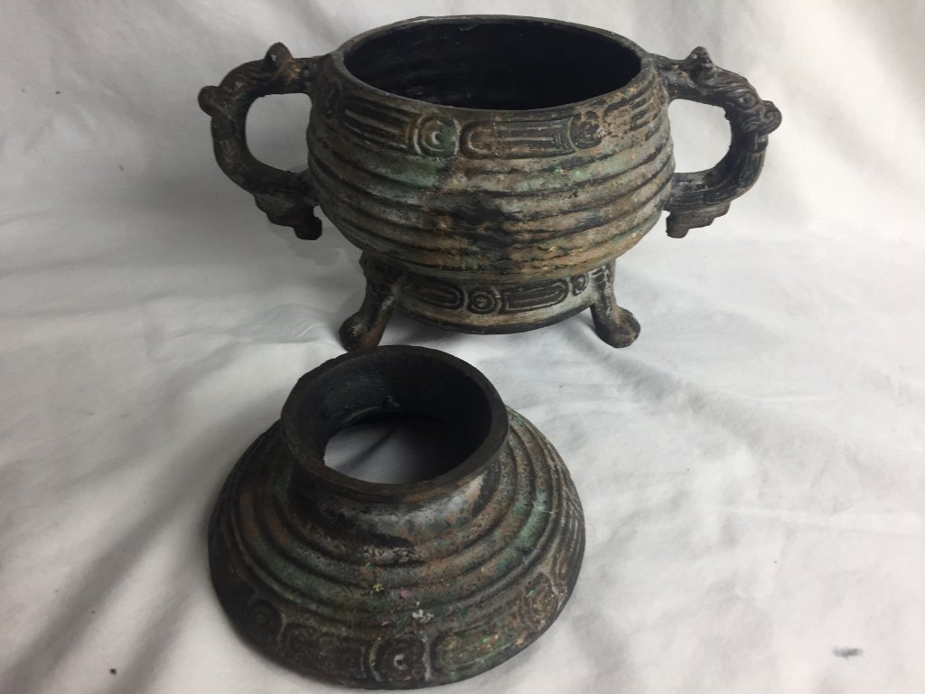 Miscellaneous 20th cent Asian items - 3