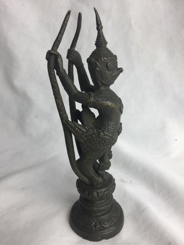Miscellaneous 20th cent Asian items - 6