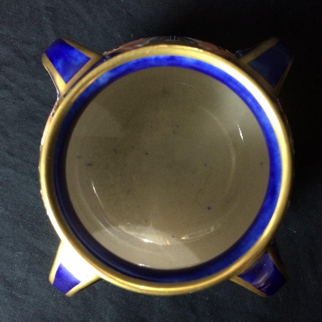 English Art Nouveau small vase-Macintyre, Burslem - 5