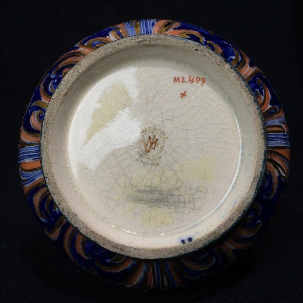 English Art Nouveau small vase-Macintyre, Burslem - 6