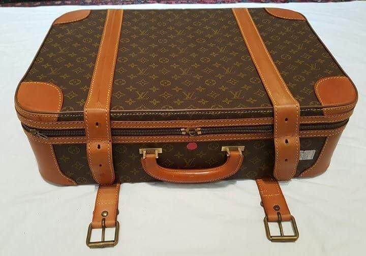 Louis Vuitton soft suitcase(medium)