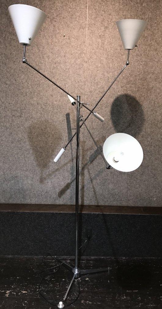 Arredoluce triennale light  fixture, c.1950-70